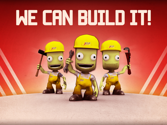 We can Build it