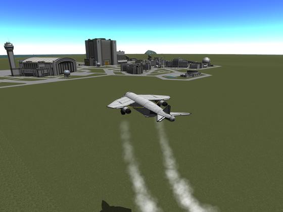 VTOL-Transporter