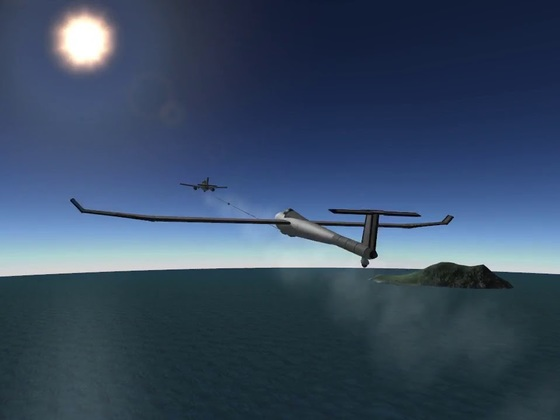 [KSP] Aircraft with Glider 1.5.1