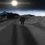 Höchster Ort auf Kerbin - 6767 Meter