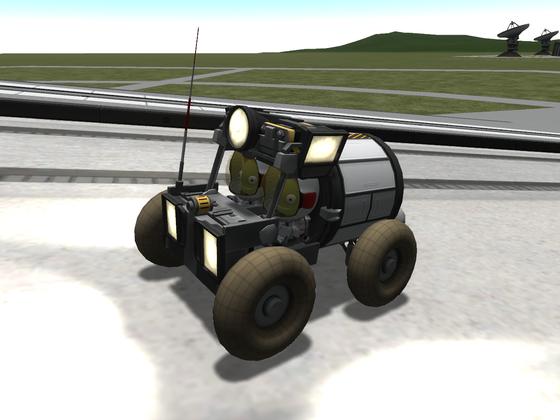 2-Mann Kompakt Rover