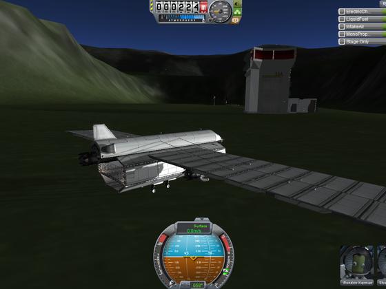 CargoPlan auf Transporttestflug