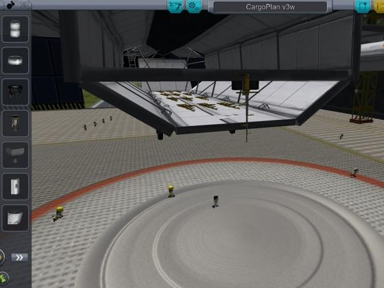 Verspannsystem CargoPlan v3