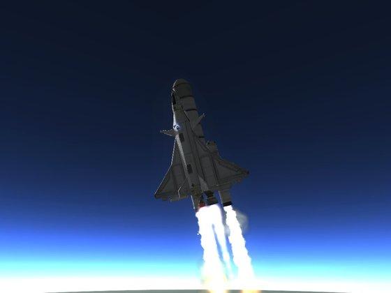 Mein Shuttle