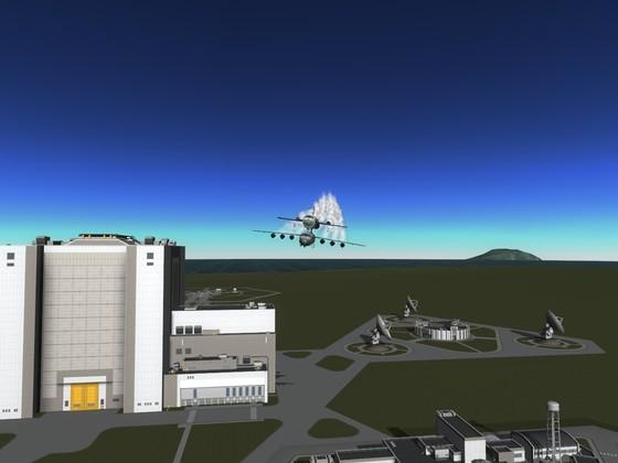 Shuttle Carrier Aircraft-SCA