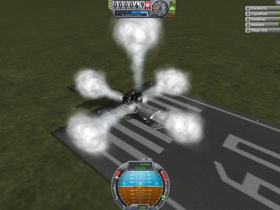 Treibstofftest