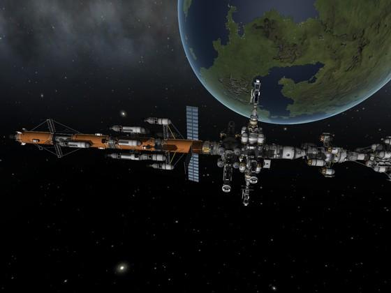 Raumschiffchen