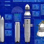 Big White Rocket