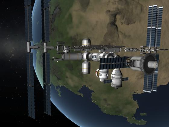 Meine (T)Raumstation ; )