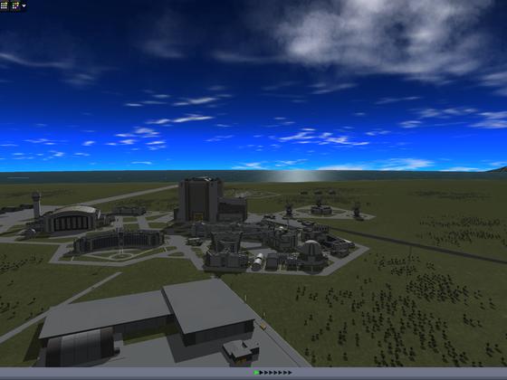 Ein wahres Spacecenter