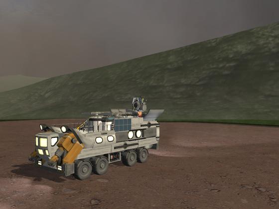 Mining Truck B