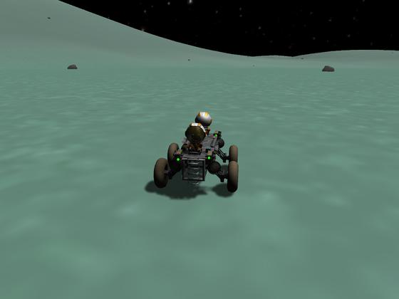 MiniBug Rover