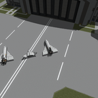 Meine 0.90 Flotte
