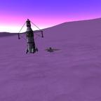 Eve Landung nach knappen 200 tagen ._.
