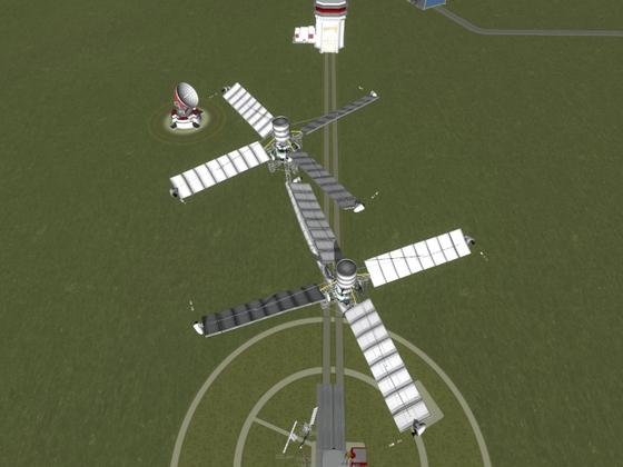 """""""Die Banane"""" - ein Helikopter aus Stock-Parts"""