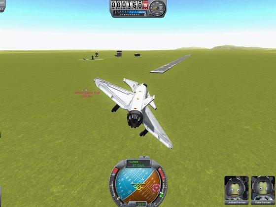 Ein simpler Jet