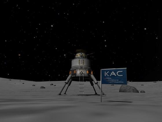 Alte Satellitenstation auf dem Mun
