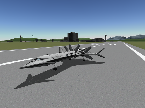 Horizon II Crew Shuttle