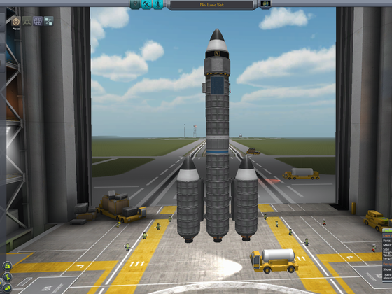 Mini Raketen