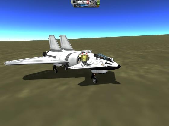 Stolzer nachwuchspilot nach Parabelflug