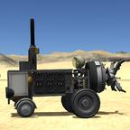 Schwerlastkraftmaschine