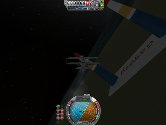 Kraken-Airrace Strecke 4