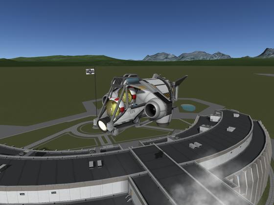 Mini VTOL für Science