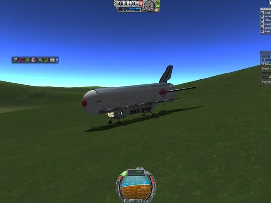 Solaris 3 Landung