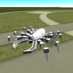 "Damned Robotics ""Spider"""