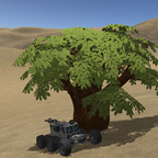 Hallo Baum...