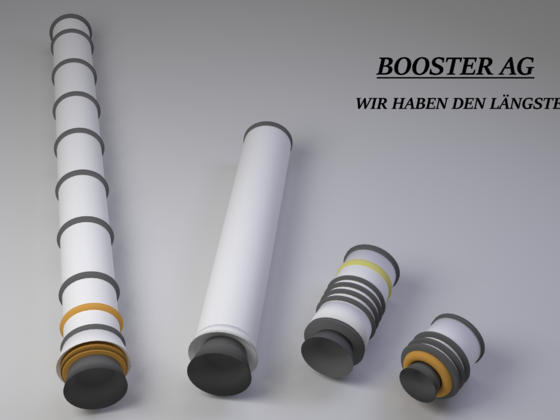 BOOSTER AG