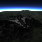 Spaceshuttle (Created and Designed by SydamorHD / Destroyed by Bill, Bob and Jeb)