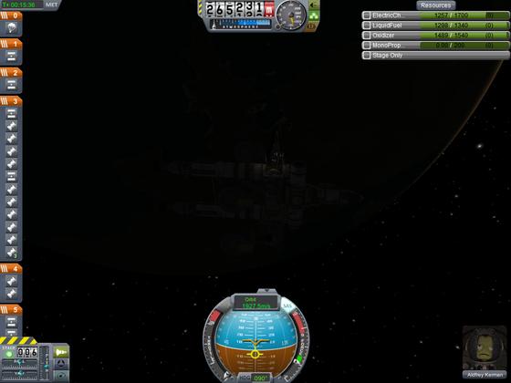 Endlich hab ich ein Grossprojekt in den Orbit gekriegt =D