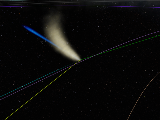 Rendezvous am Kometen