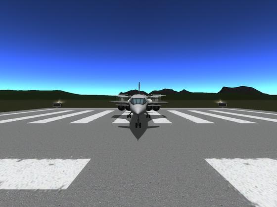 Testflug