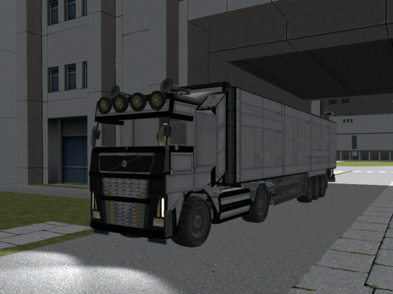 Volvo Globetrotter, Daylights
