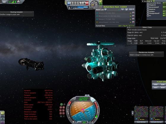 Astro Mining Station